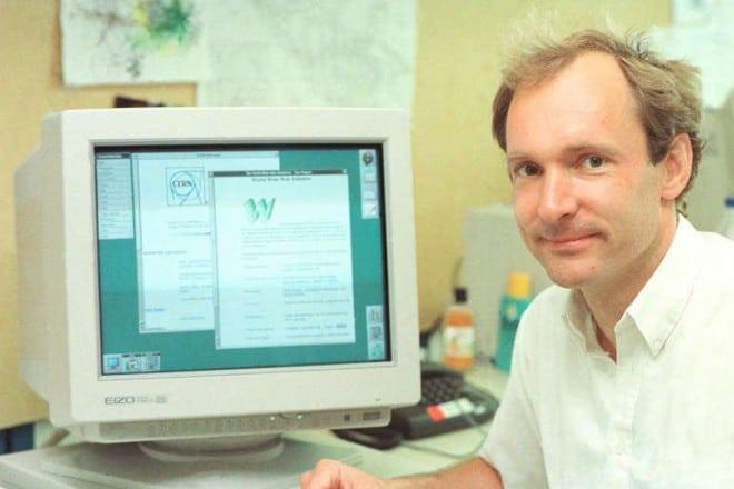 Ini Halaman Website Pertama di Dunia yang Sudah Berumur 25 Tahun, Apa Isinya?