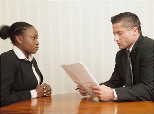 Trik menjawab ketika interviewer bertanya tentang kelemahan dan ambisi anda
