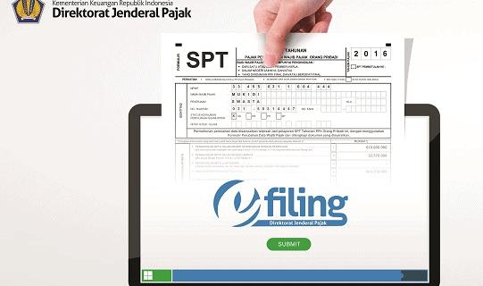 Cara lapor pajak via DJP online dan jenis formulir SPT