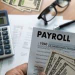 5 Template slip gaji karyawan/pegawai