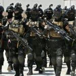 Pangkat TNI AD, AL, dan AU serta pasukan khususnya