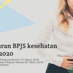 Daftar iuran BPJS kesehatan terbaru 2020