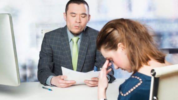 Tips interview karyawan : Ciri-ciri pelamar berbohong saat interview