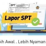 Cara lapor SPT Tahunan online (2020)