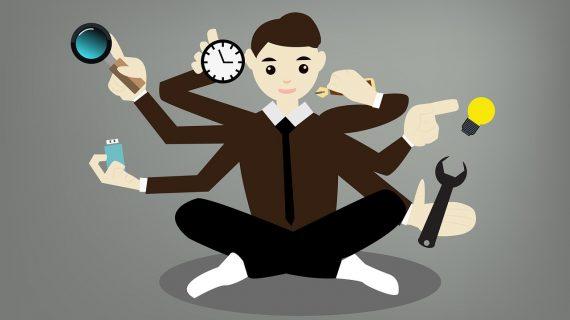 Pro-Kontra Multitasking dalam Bekerja