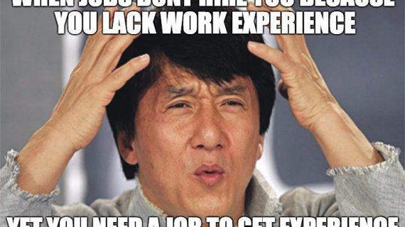 Ini jalan keluar dari perusahaan butuh pekerja pengalaman, pekerja butuh pengalaman
